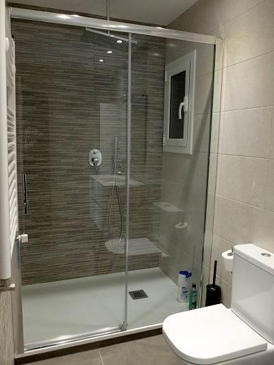 Reforma de baño bañera