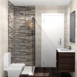Render reforma baño Barcelona