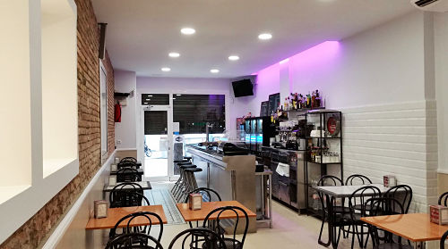 Reforma Integral Bar Via Claret