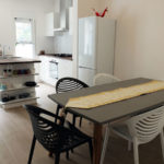 Reforma integral de casa en Barcelona - cocina comedor