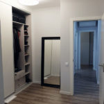 Reforma integral de local convertido en vivienda - dormitorio