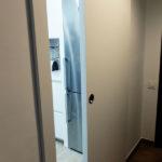 Reforma de cocina con puerta corredera