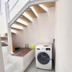 Reforma integral de casa de dos pisos - escalera interior 1