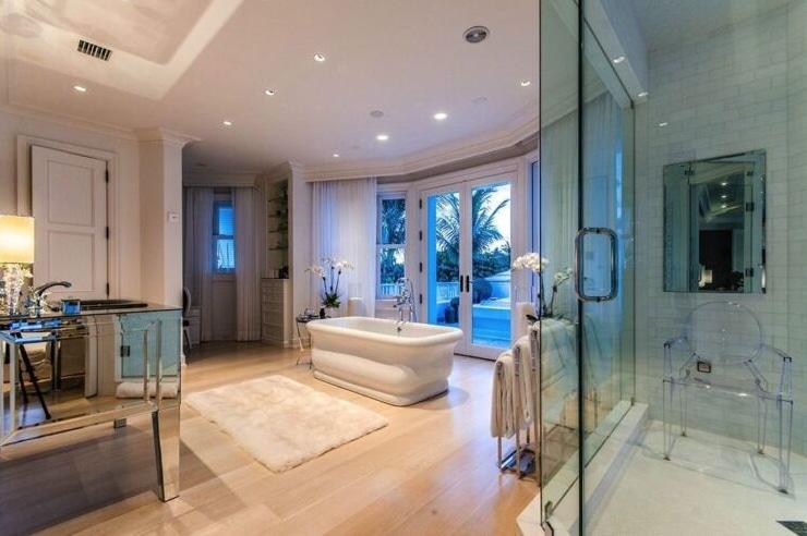 baño Celine Dior