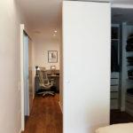 Reforma integral de piso - dormitorio y zona de estudio